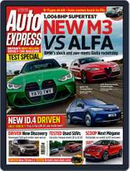 Auto Express (Digital) Subscription March 17th, 2021 Issue