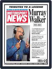 Motorsport News (Digital) Subscription March 18th, 2021 Issue