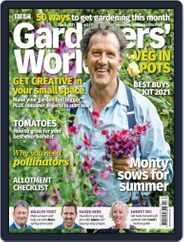 BBC Gardeners' World (Digital) Subscription April 1st, 2021 Issue