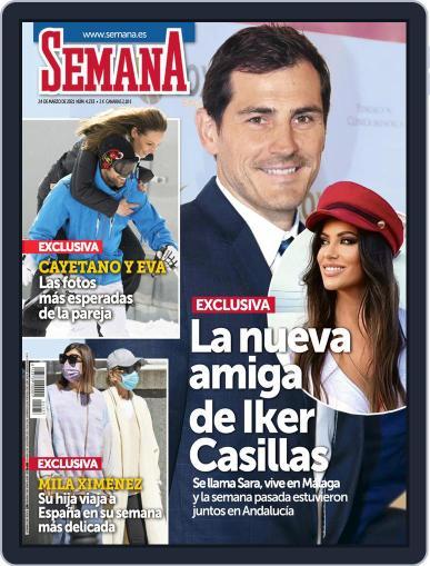 Semana (Digital) March 24th, 2021 Issue Cover