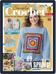 Simply Crochet (Digital) Subscription April 1st, 2021 Issue