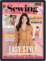 Simply Sewing (Digital) Subscription May 1st, 2021 Issue