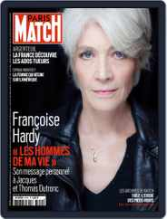 Paris Match (Digital) Subscription March 18th, 2021 Issue