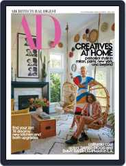 Architectural Digest (Digital) Subscription April 1st, 2021 Issue