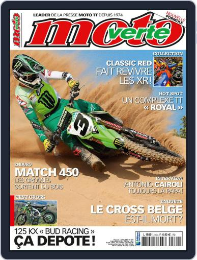 Moto Verte March 6th, 2021 Digital Back Issue Cover