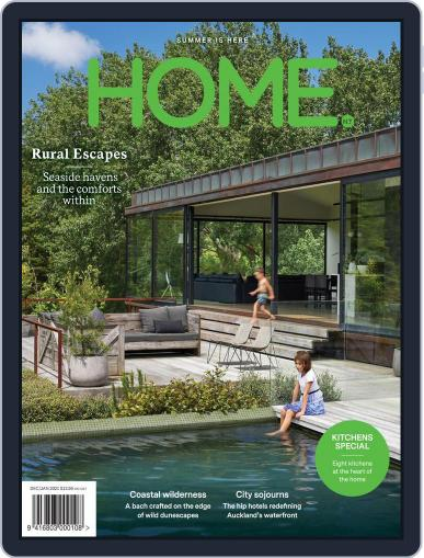 Home New Zealand (Digital) December 1st, 2020 Issue Cover