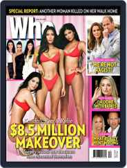 WHO (Digital) Subscription March 29th, 2021 Issue