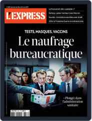 L'express (Digital) Subscription March 18th, 2021 Issue