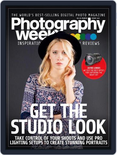 Photography Week (Digital) March 18th, 2021 Issue Cover