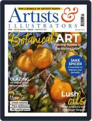 Artists & Illustrators (Digital) Subscription May 1st, 2021 Issue