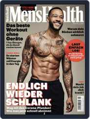 Men's Health Deutschland (Digital) Subscription April 1st, 2021 Issue