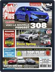 Auto Plus France (Digital) Subscription March 19th, 2021 Issue