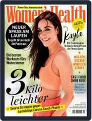 Women's Health Deutschland (Digital) Subscription April 1st, 2021 Issue