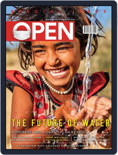 Open India March 19th, 2021 Digital Back Issue Cover