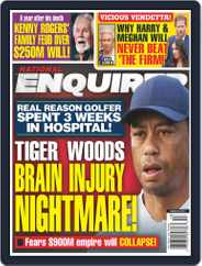 National Enquirer (Digital) Subscription March 29th, 2021 Issue