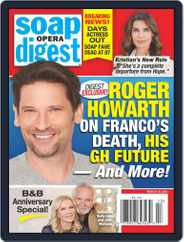 Soap Opera Digest (Digital) Subscription March 29th, 2021 Issue
