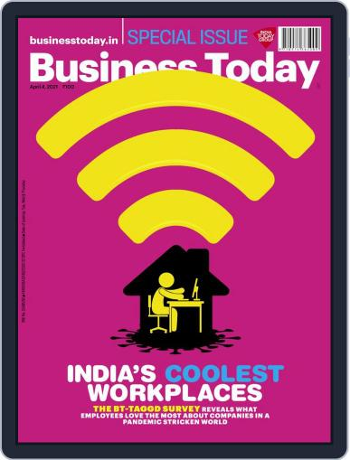Business Today (Digital) April 4th, 2021 Issue Cover