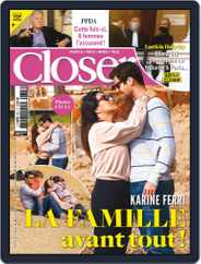 Closer France (Digital) Subscription March 19th, 2021 Issue