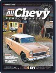 All Chevy Performance Magazine (Digital) Subscription May 1st, 2021 Issue