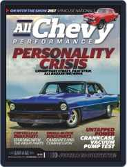 All Chevy Performance Magazine (Digital) Subscription October 1st, 2021 Issue