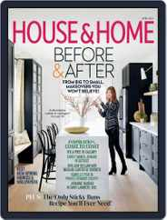 House & Home (Digital) Subscription April 1st, 2021 Issue