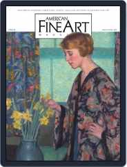 American Fine Art (Digital) Subscription March 1st, 2021 Issue