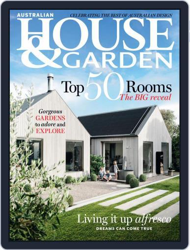 Australian House & Garden (Digital) April 1st, 2021 Issue Cover