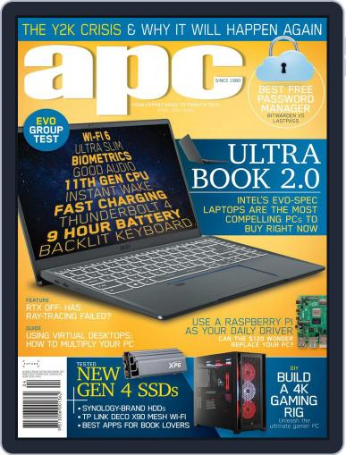APC April 1st, 2021 Digital Back Issue Cover