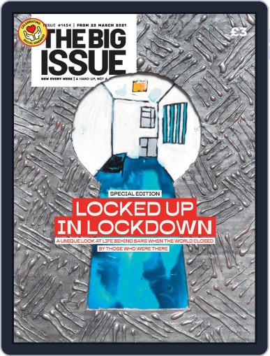 The Big Issue March 22nd, 2021 Digital Back Issue Cover