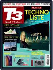 T3 Gadget Magazine France (Digital) Subscription March 1st, 2021 Issue