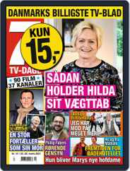 7 TV-Dage (Digital) Subscription March 22nd, 2021 Issue