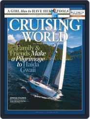 Cruising World (Digital) Subscription April 1st, 2021 Issue
