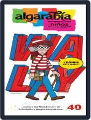 Algarabía Niños (Digital) Subscription September 1st, 2020 Issue