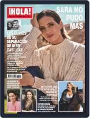 Hola (Digital) Subscription March 24th, 2021 Issue