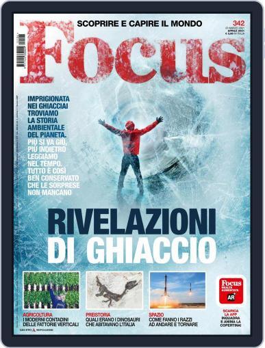 Focus Italia (Digital) April 1st, 2021 Issue Cover