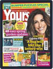 Yours (Digital) Subscription March 23rd, 2021 Issue