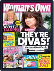 Woman's Own (Digital) Subscription March 29th, 2021 Issue