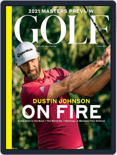 Golf (Digital) April 1st, 2021 Issue Cover