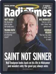 Radio Times (Digital) Subscription March 27th, 2021 Issue