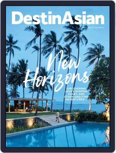 DestinAsian March 1st, 2021 Digital Back Issue Cover
