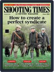 Shooting Times & Country (Digital) Subscription March 24th, 2021 Issue