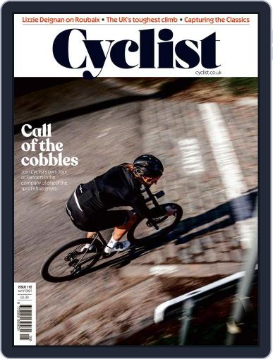 Cyclist (Digital) May 1st, 2021 Issue Cover