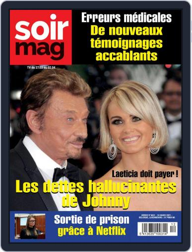 Soir mag March 24th, 2021 Digital Back Issue Cover