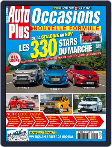 Auto Plus France (Digital) March 1st, 2021 Issue Cover