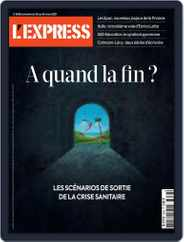 L'express (Digital) Subscription March 25th, 2021 Issue