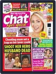 Chat Specials (Digital) Subscription April 1st, 2021 Issue