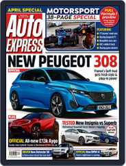 Auto Express (Digital) Subscription March 24th, 2021 Issue