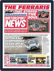 Motorsport News (Digital) Subscription March 25th, 2021 Issue