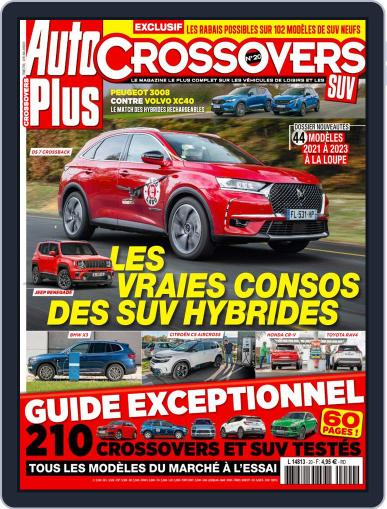 Auto Plus France (Digital) April 1st, 2021 Issue Cover