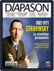 Diapason (Digital) Subscription April 1st, 2021 Issue